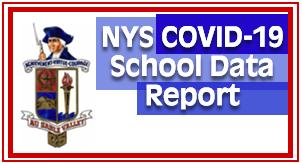 NYS COVID-19 School Data Report Logo