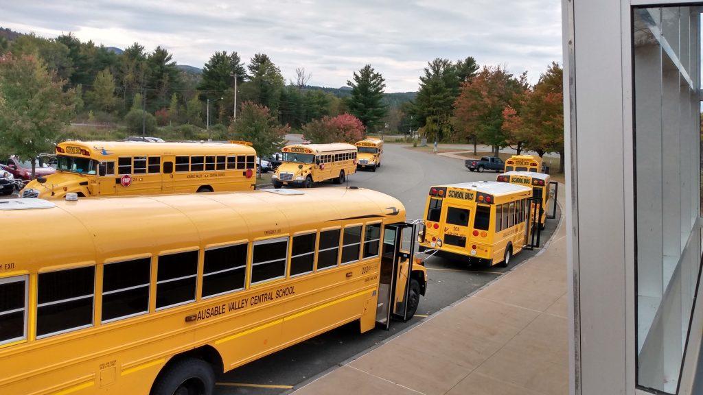 AVCS school busses